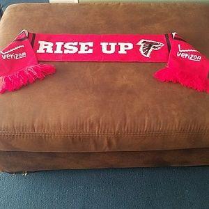 Official Atlanta Falcons Rise Up scarf!